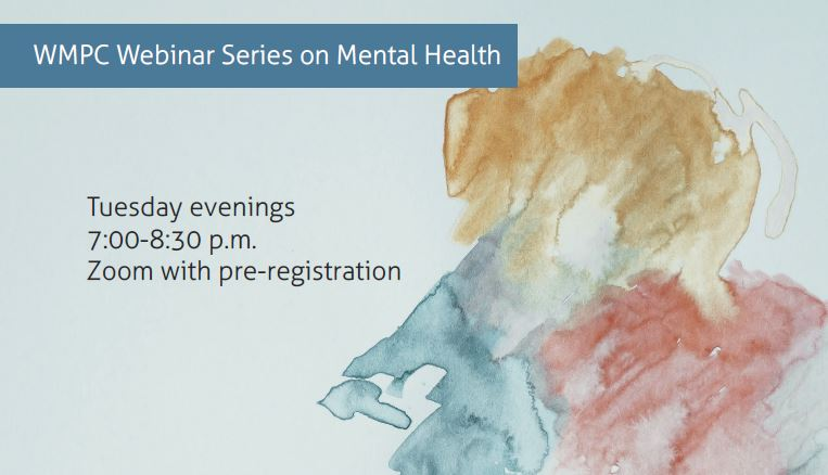 WMPC Webinar Series on Mental Health